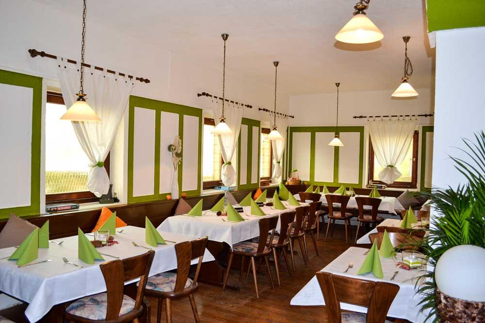 Cafe Waibel Innenansicht 1
